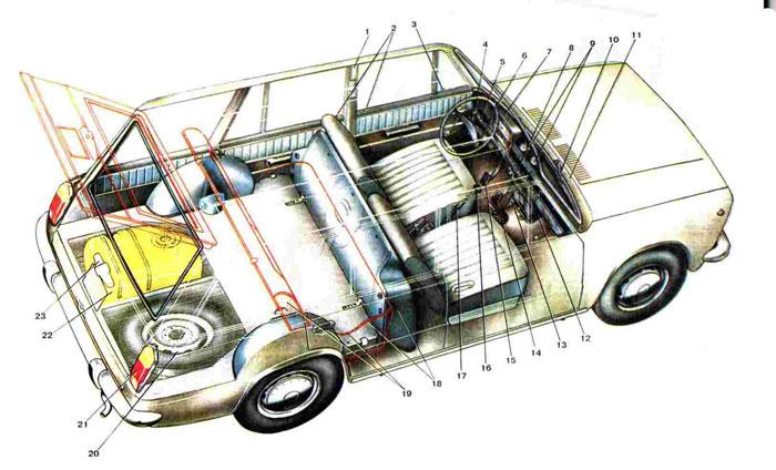 справочник условных обозначений электрических схем